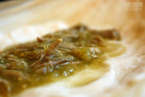 1 Dozen pack Mexican tamales verdes